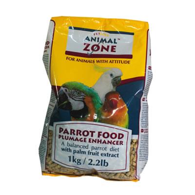 parrot-food-plumage-enhancer