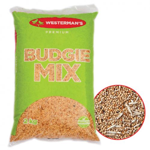 budgie-mix